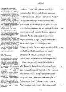 La Eneida en edición Lingua Latina per se illustrata