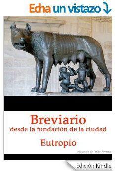 Breviario, de Flavio Eutropio