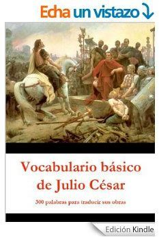 Vocabulario Julio César