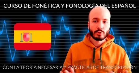 Curso de fonética y fonología del español