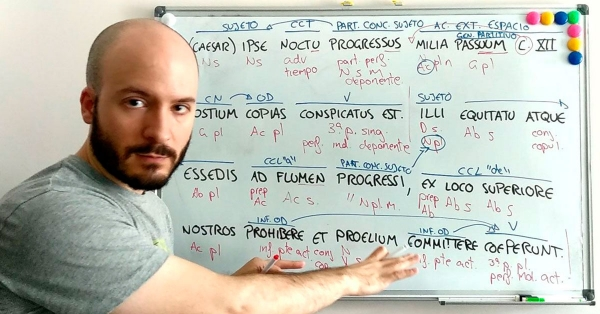 Videocurso de latín desde cero