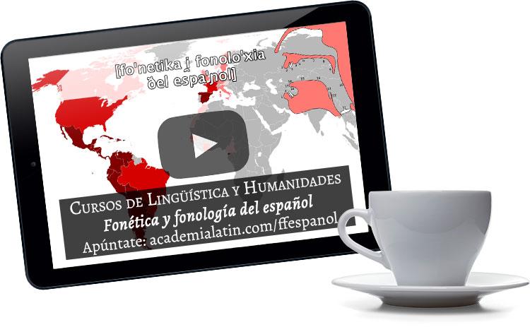 Videocurso de fonética y fonología del español