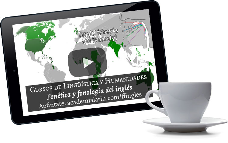 Videocurso de fonética y fonología del inglés