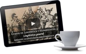Videocurso de lingüística general