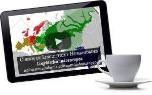 Videocurso de lingüística indoeuropea
