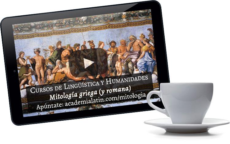 Videocurso de mitología griega (y romana)